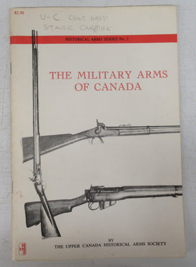 The Military Arms of Canada