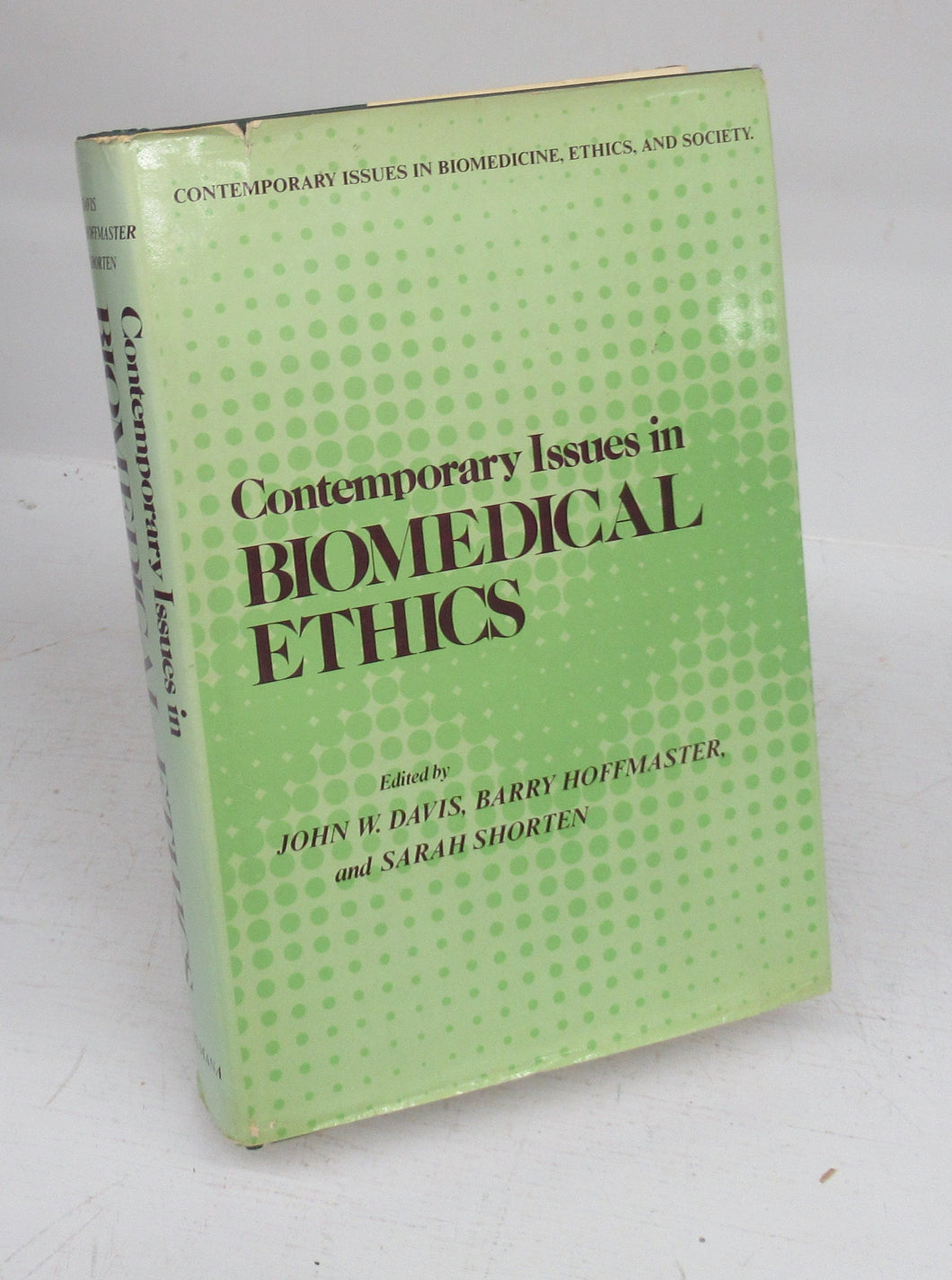Contemporary Issues in Biomedical Ethics
