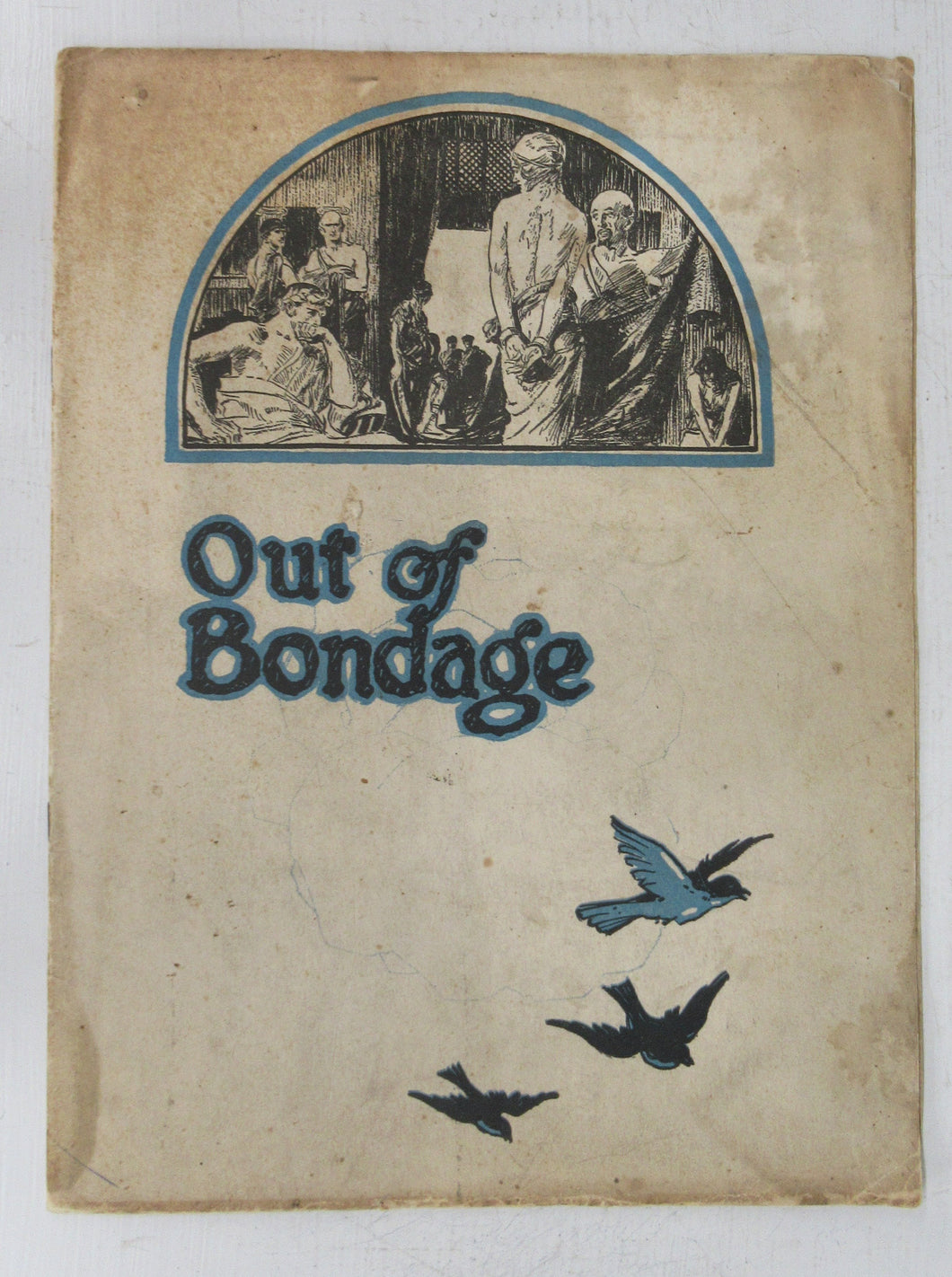 Out of Bondage (BlueBird washing machine catalogue)