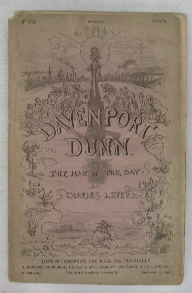 Davenport Dunn, Or, The Man of the Day