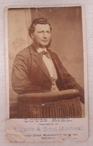 Photograph of Louis Riel