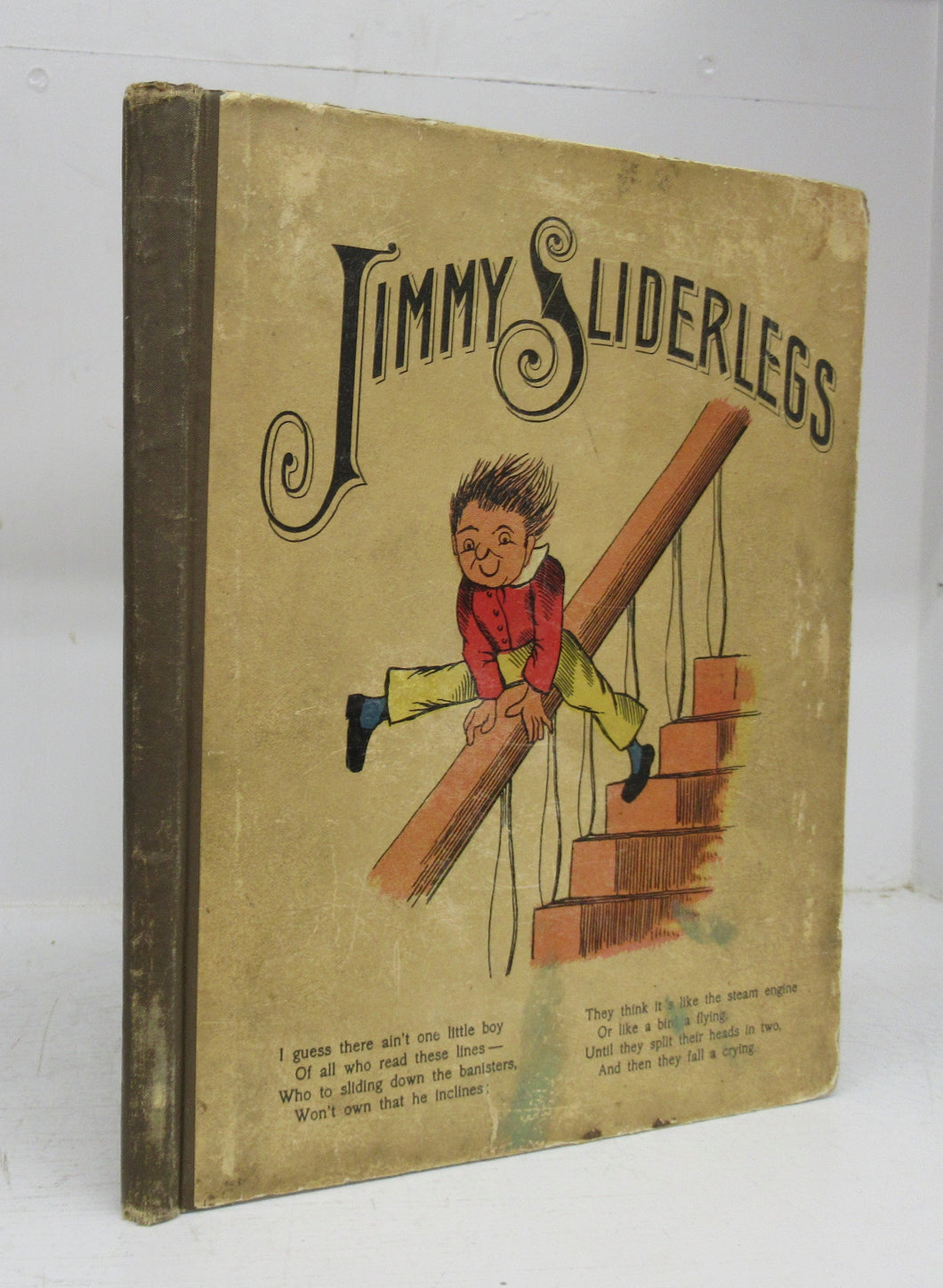 Jimmy Sliderlegs and Other Stories with Funny Pictures