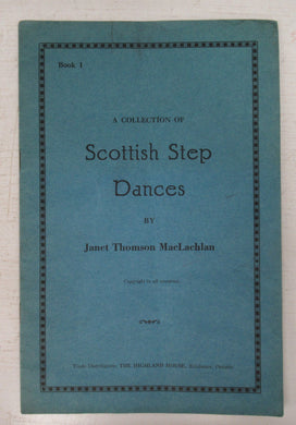 A Collection of Scottish Step Dances