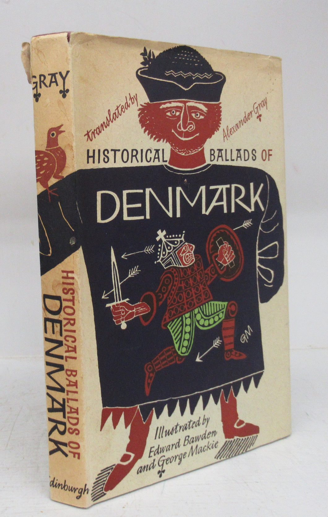Historical Ballads of Denmark