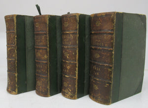 The Life of Samuel Johnson, LLD. (8 vols. in 4 books)
