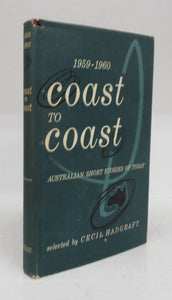 Coast to Coast 1959-1960: Australian Short Stories of Today
