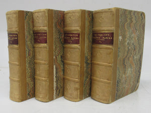 A History of the Earth and Animated Nature. Vols. I - IV