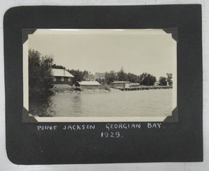 Jackson's Point, Georgian Bay