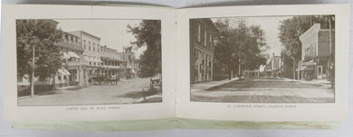 Souvenir Viewbook of Winchester, Dundas County, Ontario