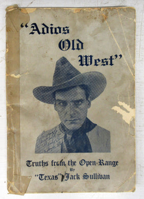 Adios Old West: Truths from the Open Range