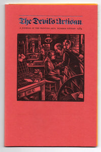The Devil's Artisan: A Journal of the Printing Arts, Number Fifteen