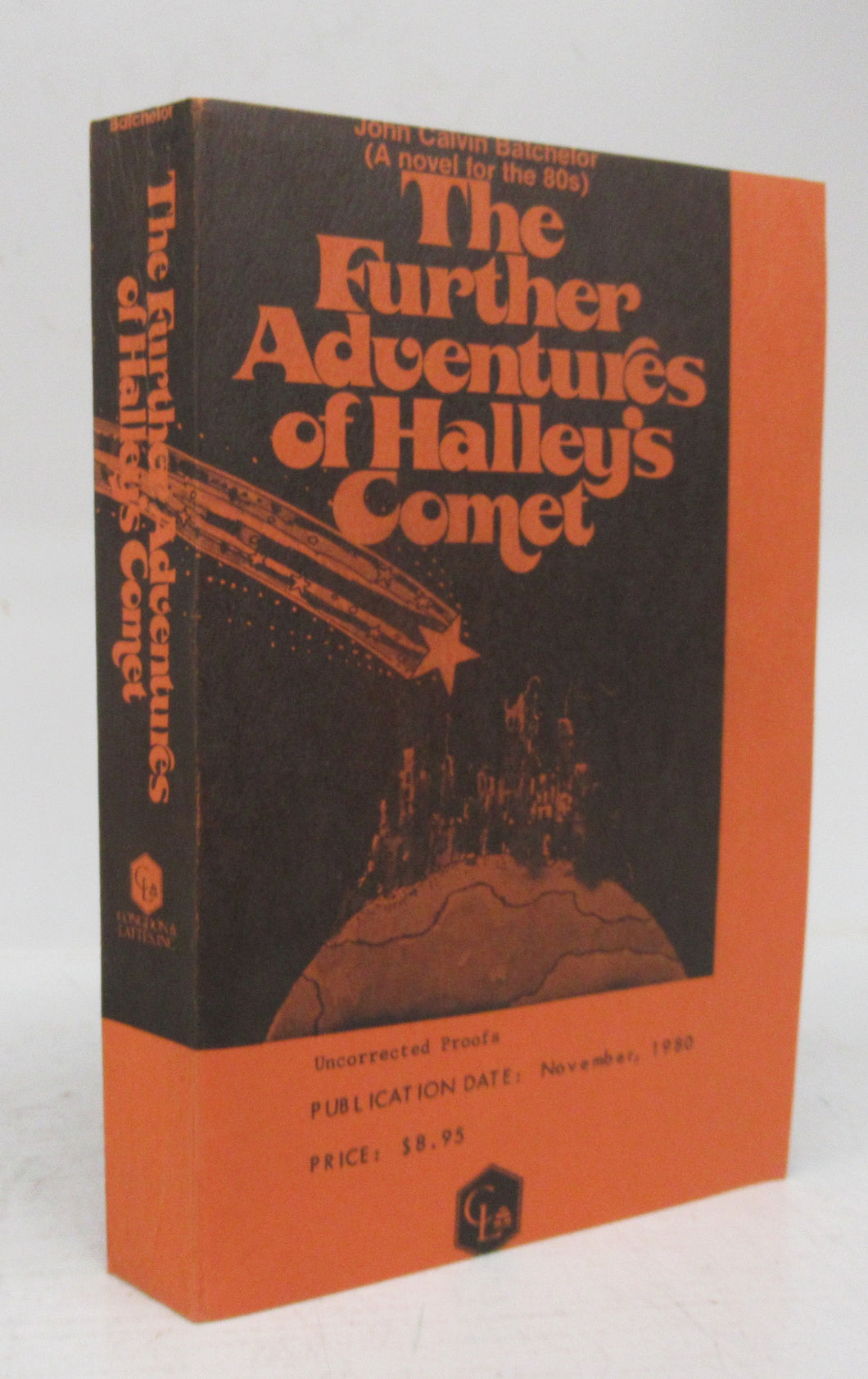 The Further Adventures of Halley's Comet