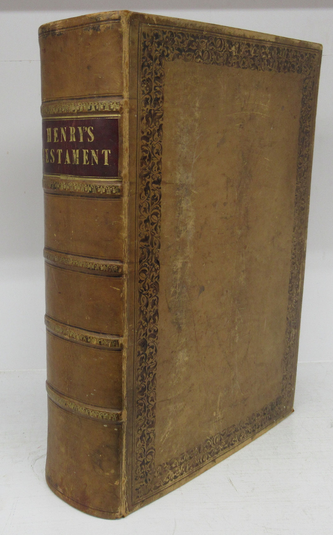 Comprehensive Edition of Matthew Henry's Commentary. New Testament