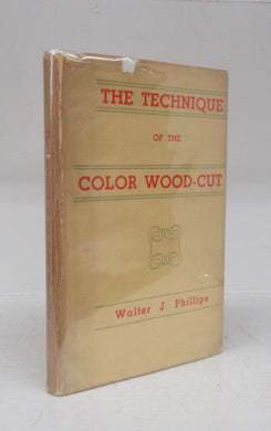 The Technique of the Color Wood-cut