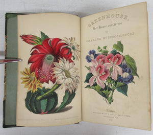 Greenhouse, Hot House and Stove: Including Selected Lists of the Most Beautiful Species of Exotic Flowering Plants, and Directions for Their Cultivation