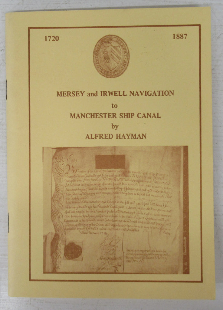 Mersey and Irwell Navigation to Manchester Ship Canal