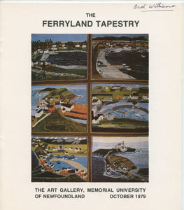 The Ferryland Tapestry