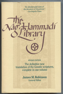 The Nag Hammadi Library in English: The definitive new translation of the Gnostic Scriptures, complete in one volume