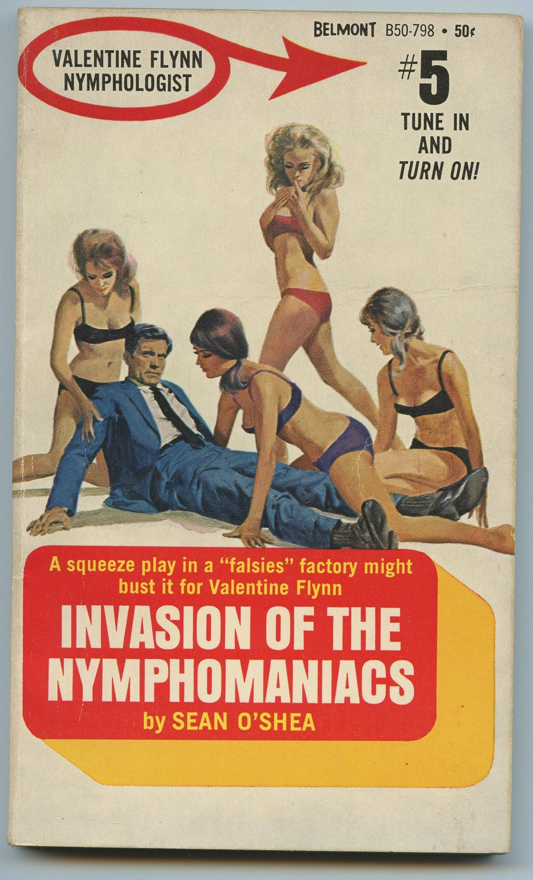 Invasion of the Nymphomaniacs