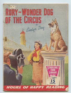 Rory - Wonder Dog of the Circus