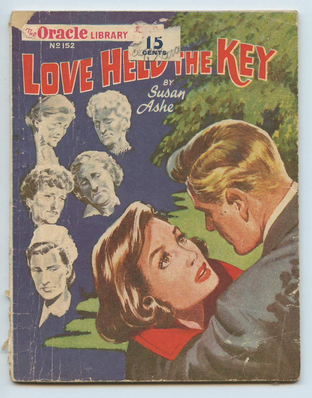 Love Held The Key