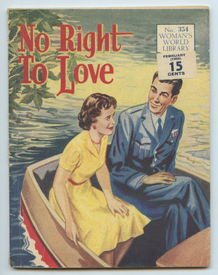 No Right To Love