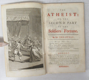 The Atheist: Or, The Second Part of The Soldiers Fortune