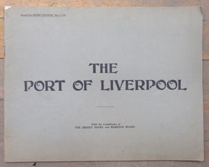 The Port of Liverpool