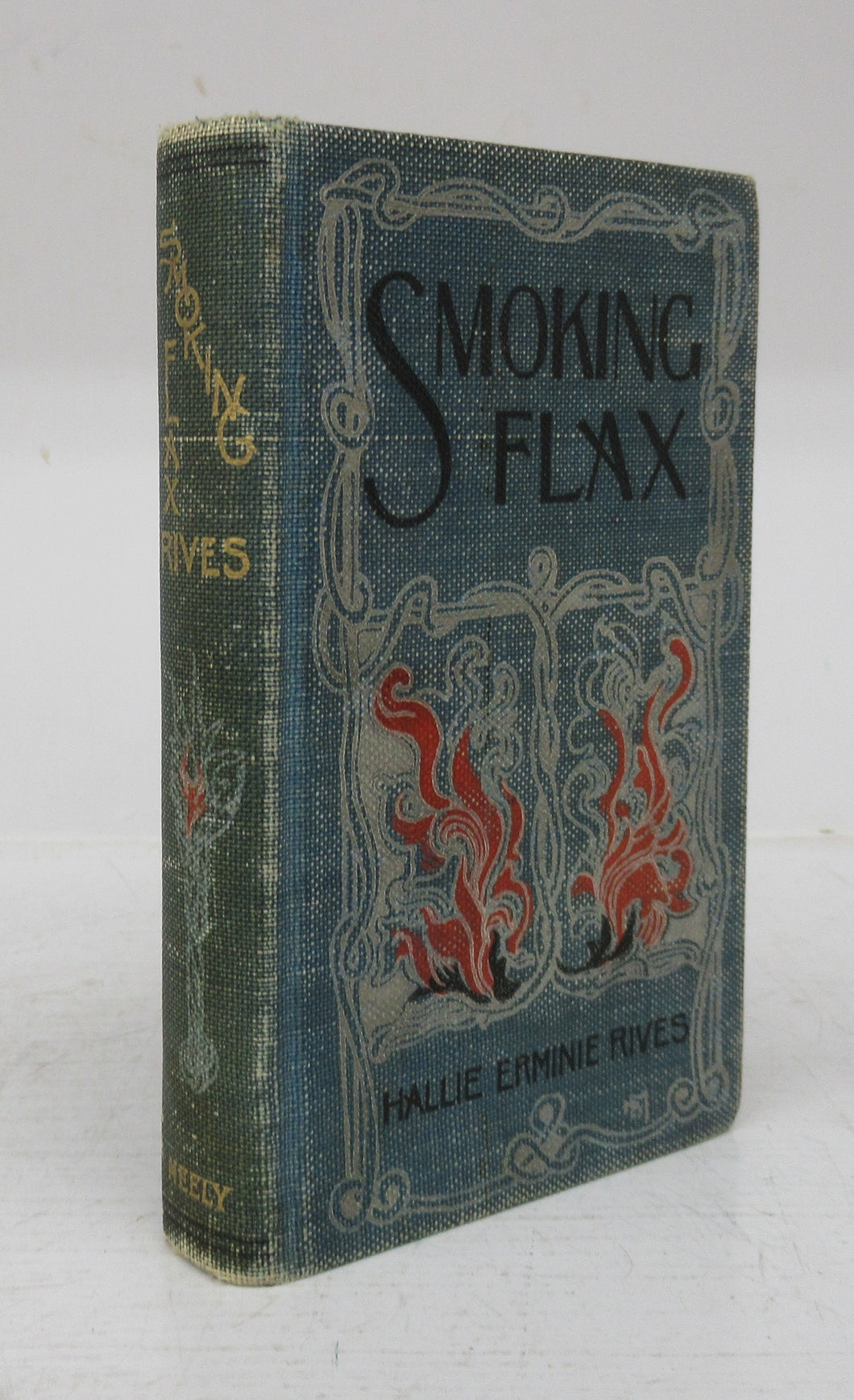 Smoking Flax