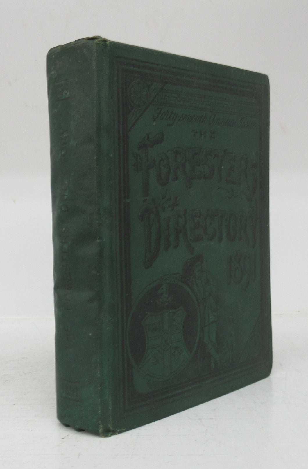 Directory of the Ancient Order of Foresters' Friendly Society for 1891