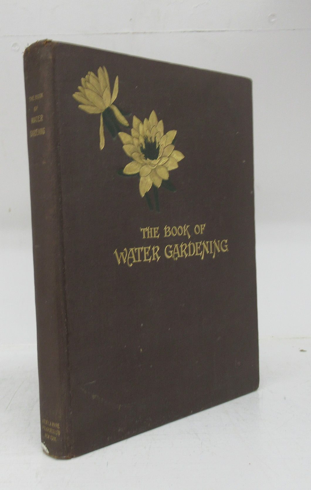 The Book of Water Gardening