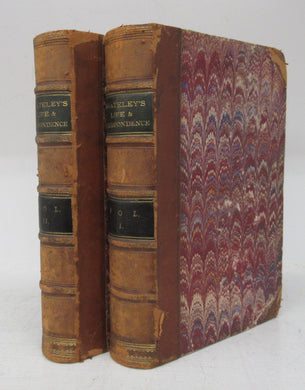 Life and Correspondence of Richard Whately, D.D., Late Archbishop of Dublin. In Two Volumes