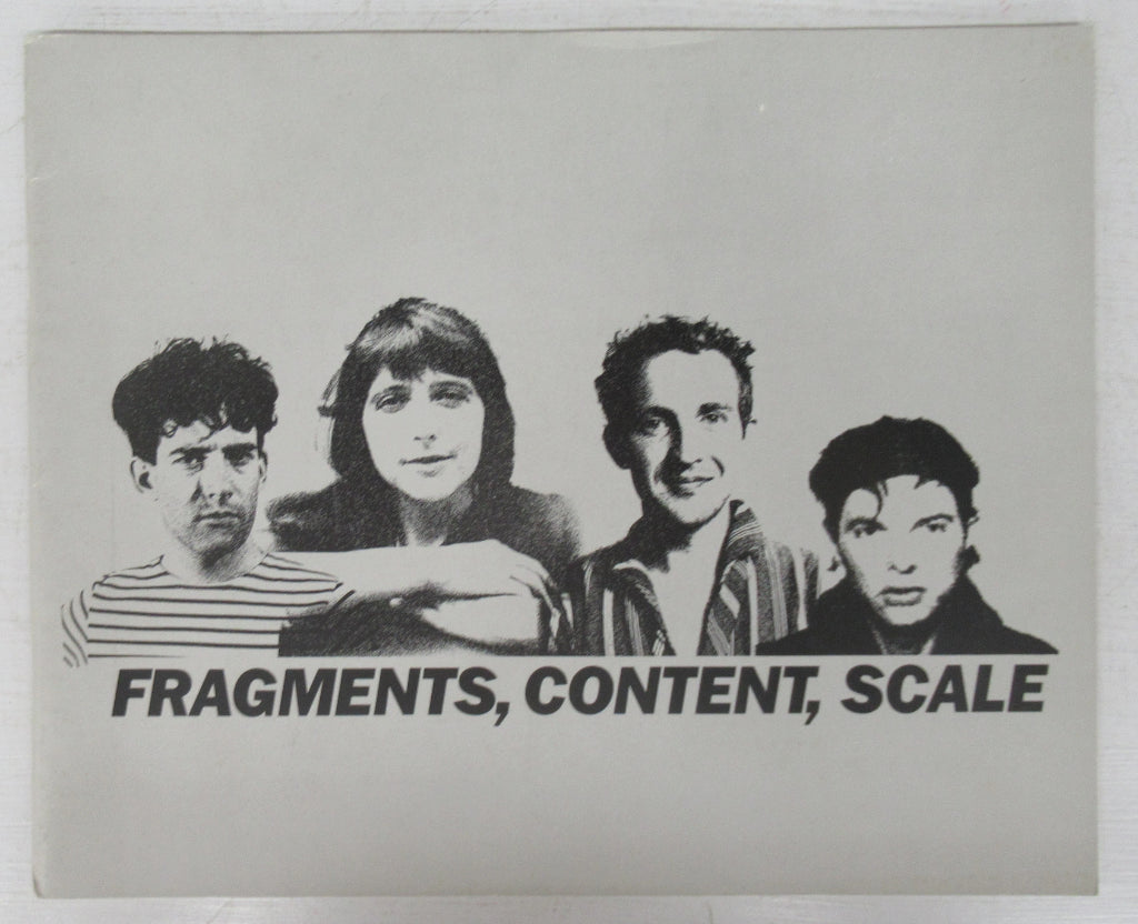 Fragments, Content, Scale