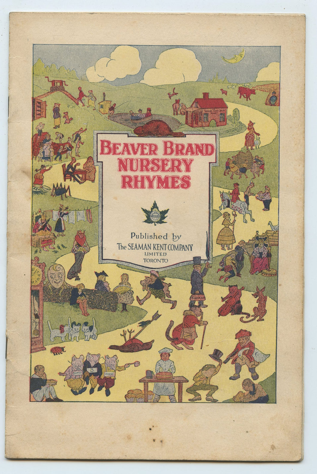 Beaver Brand Nursery Rhymes