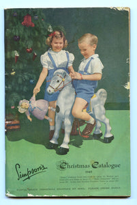 Simpson's Christmas Catalogue 1949