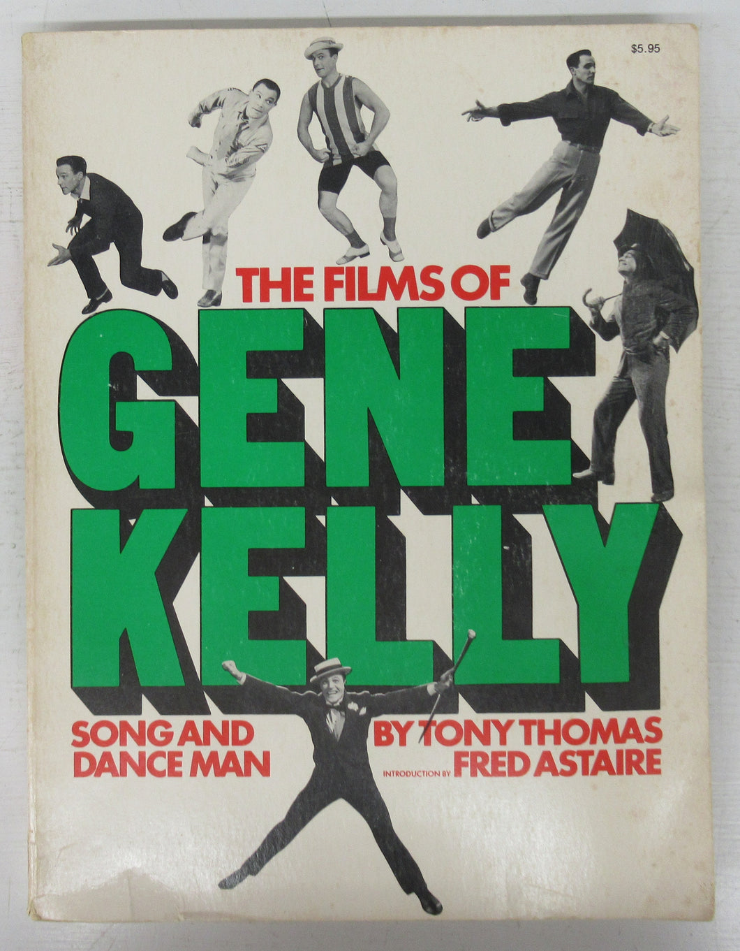 The Films of Gene Kelly, Song and Dance Man