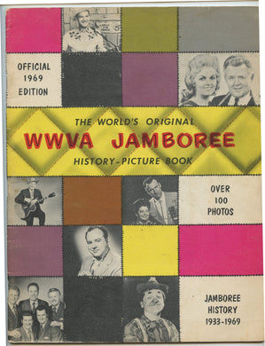 The World's Original WWVA Jamboree History-Picture Book