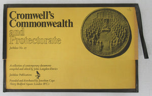 Cromwell's Commonwealth and Protectorate