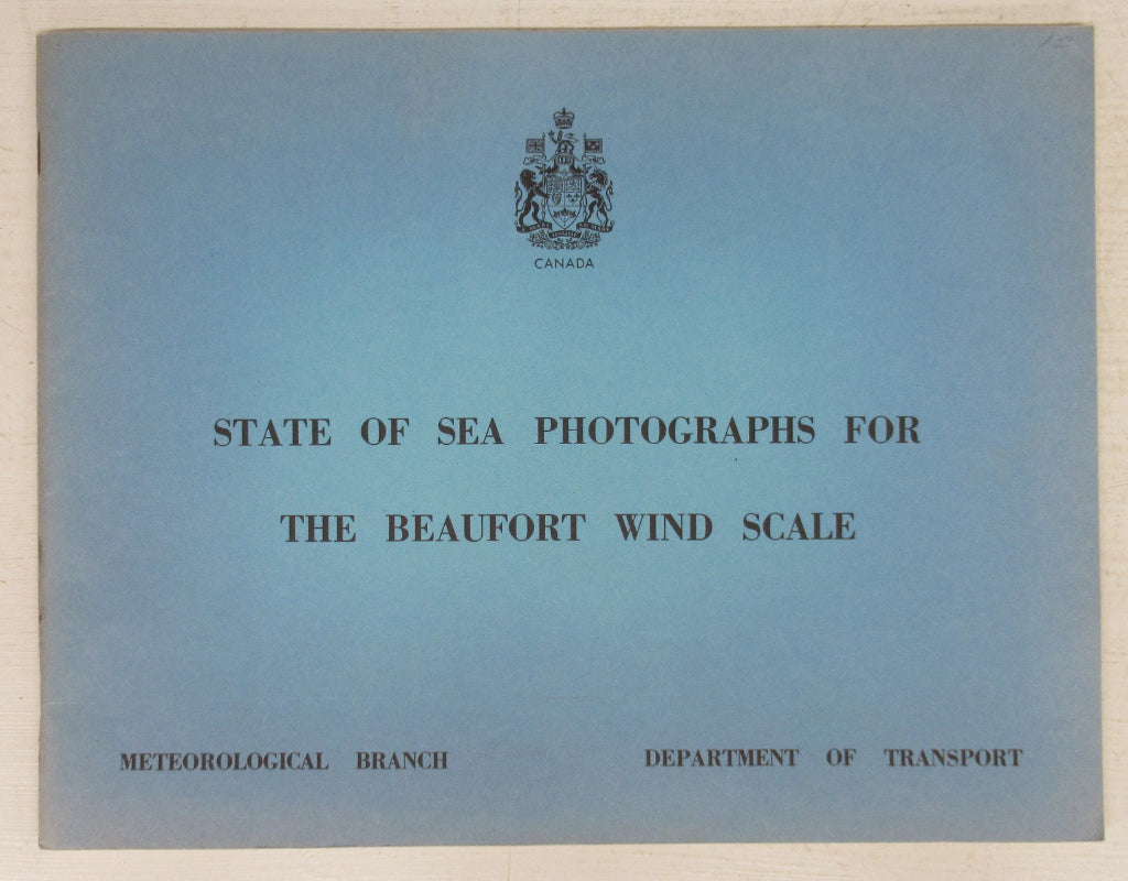 State of Sea Photographs for the Beaufort Wind Scale