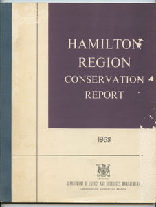Hamilton Region Conservation Report