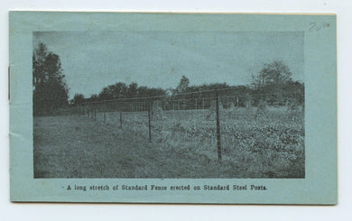 The Standard Wire Fence Co. of Woodstock, Limited catalogue