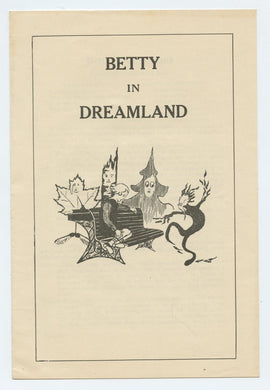 Betty in Dreamland