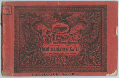 The Stewart Iron Works Company catalogue