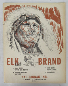Elk Brand catalogue