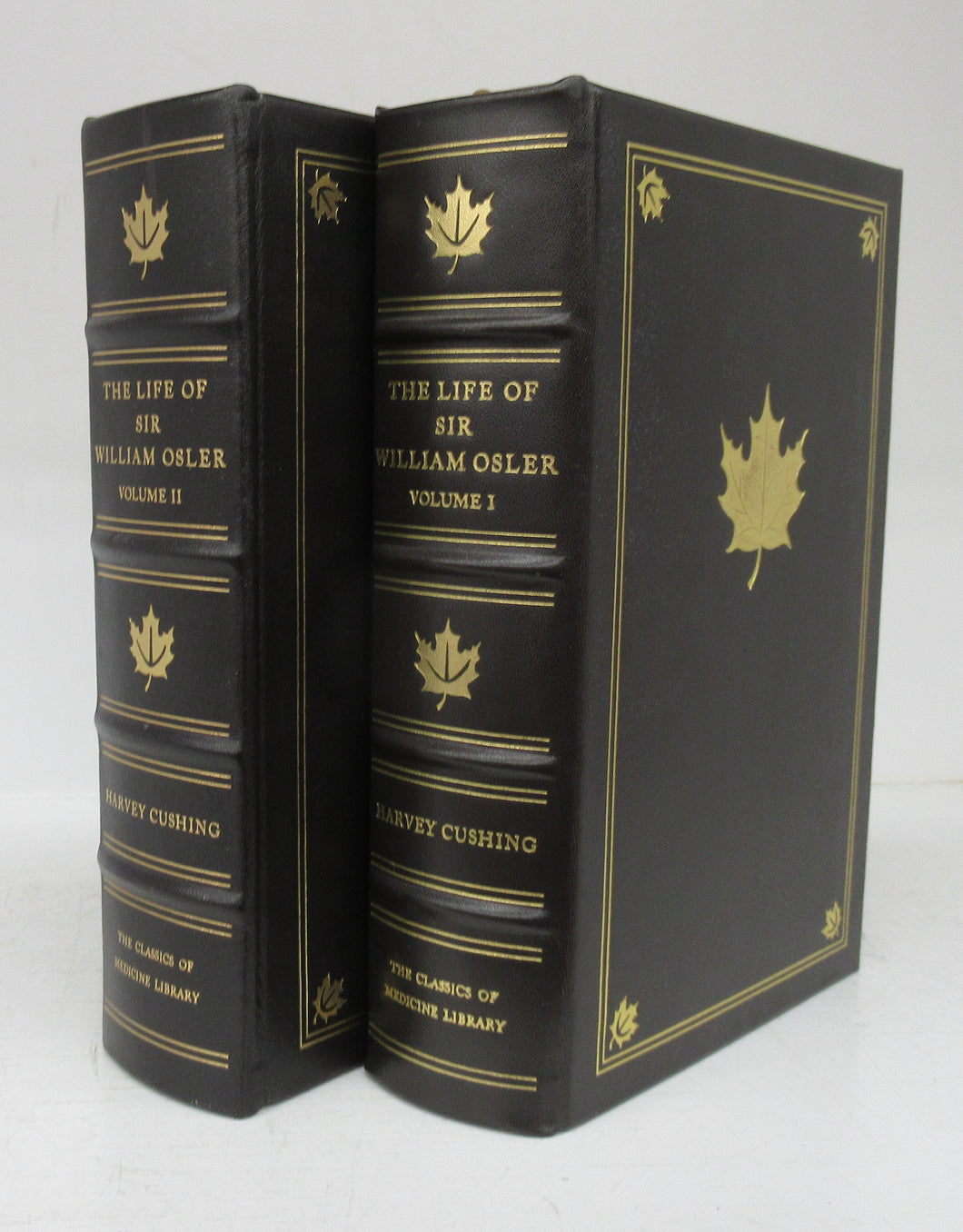 The Life of Sir William Osler Vols. I & II