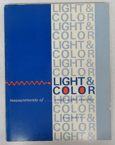 Light & Color Measurements of Small Light Sources