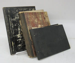 Epworth League & Salem Women's Association minute books