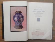Selections from Oriental Objects of Art Collected by Worcester Reed Warner most of which have been presented to the Cleveland Museum of Art