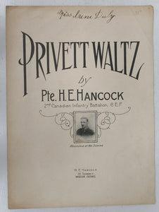 Privett Waltz