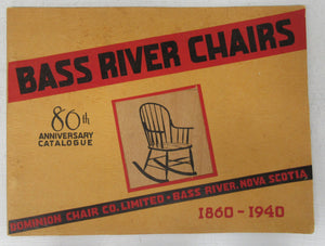 Bass River Chairs catalogue